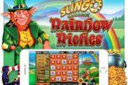Gaming Realms представляет новый игровой автомат Slingo Rainbow Riches