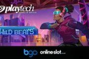 Хип хоп будущего зазвучит на новом игровом автомате Wild Beats от Playtech