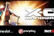 Компания Pariplay презентует игровой автомат-комикс X-O Manowar