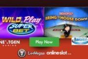 Стартовали игровые автоматы Monopoly Bring The House Down и Wild Play Superbet