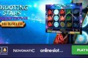 В онлайн казино Bell Fruit Casino эксклюзивно запущен игровой автомат Shooting Stars Supernova